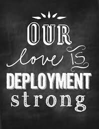 Military Love Quotes Gorgeous Inspirational Quotes About Deployment On QuotesTopics