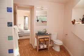 cork flooring in the bathroom. Cork Flooring In Bathroom Contemporary With None The O