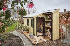 10 best sheds for keen gardeners