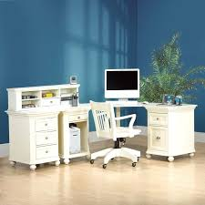 desk wood computer writing desk with drawers and hutch white white wood desk with hutch