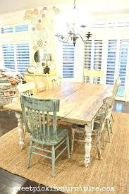 farmhouse style kitchen table farmhouse style kitchen chairs my new farm style table w mismatched chairs farmhouse style kitchen table