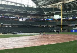 Miller Park Accessible Gameday Milwaukee Brewers Baseball