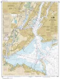 Upper Chesapeake Bay Chart 12327 New York Harbor Nautical Chart