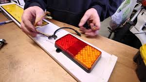 Led Trailer Lights Wiring Diagram Australia How To Wire Led Trailer Lights