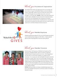 Developments Published By The Wakemed Foundation To The