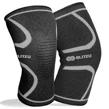 Powerlix Compression Knee Sleeve Sizing Chart Best Knee Braces For Running In 2019 Reviews