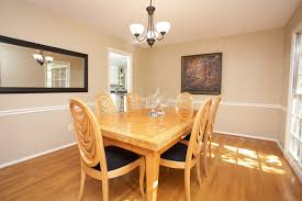 Small Picture Dining Room Wall Home Design Ideas