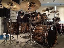 gorgeous dw drums