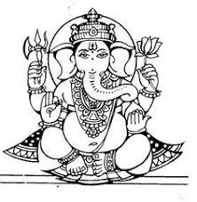 2704c890ba8966fc5f52cc29c7e43b35 free ganesh clipart hindu bride pinterest search, drawings on jujuphysio template