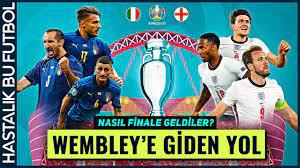 İTALYA v İNGİLTERE | EURO 2020 FİNAL SERÜVENİ - YouTube