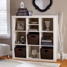 better homes and gardens cube storage shelf h multiple colors com
