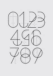 Cool Number Fonts 189 Best Fonts Images Fonts Typography Handwritten Fonts