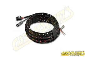 audi a3 8v high line rear view camera wiring harness