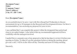 Rfp Proposal Cover Letter Cover Letter Samples Successful Responses