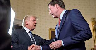 calling back after interview white house fires back at james comey after scathing interview