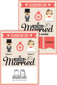 Upload And Print Invitations Online Customized Wedding Cards Online Marriage Invitation