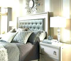 platinum bedroom set diva bedroom set vanity platinum bobs furniture nightstand platinum 9 piece queen bedroom