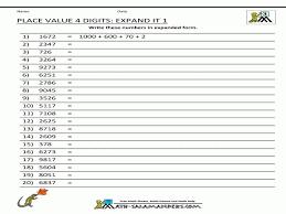 Place Value Worksheets 3rd Grade | Homeschooldressage.com