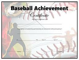 Sports Award Certificate Template Word Johnnybelectric Co