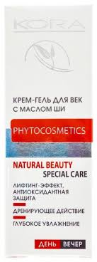 Купить <b>Kora Крем-гель для</b> век Natural Beauty 30 мл по низкой ...