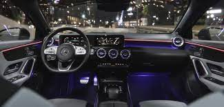 Even so, there are some key differences between them. A Class Sedan Mercedes Benz Usa