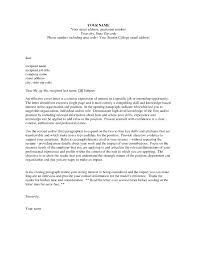Letter Of Interest Format Collection Of Solutions How To Write A
