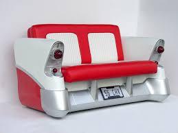 Interior Design Impressive Unique Couch Covers With Bumper Car Body