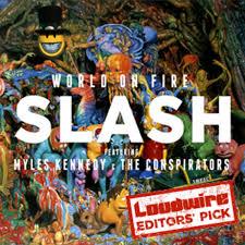 <b>Slash</b>, '<b>World on</b> Fire' - Album Review