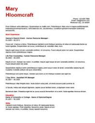 Sample Of Modern Resume For Quality Assurance Specialist Ats Friendly Resume Templates Format 27 Samples Hloom