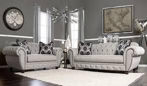Light Grey Couch Set Light Grey Sofa Set Varela Mattress Furniture Inc