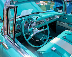 Photo of the Week: 1957 Chevy Bel Air Convertible
