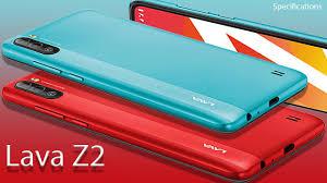 LAVA Z2 - Full Specifications ...