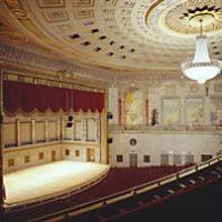 Eastman Kodak Theater Seating Chart Kodak Hall At Eastman Theatre Events And Concerts In