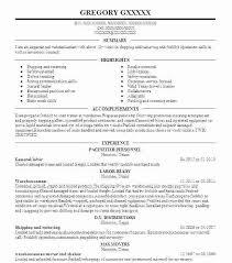 General Laborer Job Description General Job Resume Warehouse Job