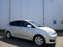 Used TOYOTA COROLLA VERSO of 2007, 174 355 km at 7 250 €.
