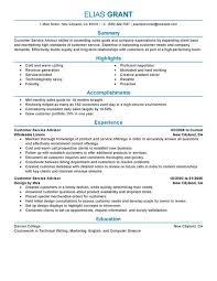 Customer Service Advisor Job Seeking Tips