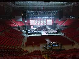 Bright Texas Tech United Spirit Arena United Spirit Arena