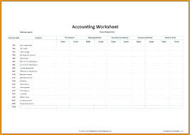 Printable Account Ledger Fascinating Free Ledger Paper Template Crugnalebakeryco