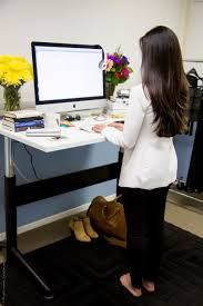 Why you need a standing desk - Visit Stylishlyme.com for more outfit  inspiration and
