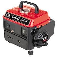 electric generator. Chicago Electric Generators 800 Rated Watts/900 Max Watts Portable Generator U