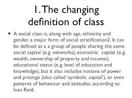 marie langlais social class decline essay plansocial class decline es  9 1
