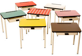 Cool Kids Desks Pictures 28 Retro School Desks And Chairs For Kids Study  Space | Kidsomania