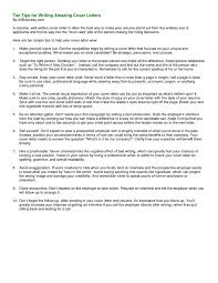 Epic Creative Ways To Start A Cover Letter 29 In Cover Letters with Creative Ways To Start A Cover Letter
