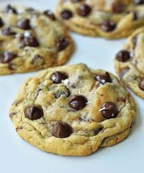 chocolate chip cookies and milk. Modren And Charminau0027s Chocolate Chip Cookies Are The Classic Chocolate Chip Cookie  Recipe With Melted And Softened Butter Intended And Milk T