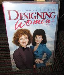 Designing Women Complete Series On Dvd Designing Women Season 1 Disc 1 2 Dvd Only Episodes 1