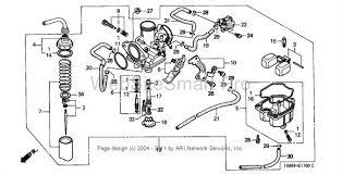 similiar honda foreman carburetor diagram 500 2007 keywords honda foreman 500 carburetor parts diagram besides honda foreman