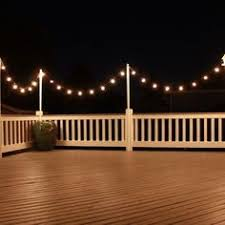 Outside deck lighting Outdoor Living Deck Lighting Design Ideas Pictures Remodel And Decor Outdoor Deck Lighting Cafe Kcarrangeworkvkvinfo 373 Best Deck Lights Images In 2019 Balcony Arquitetura Gardens