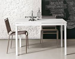 modern furniture brands. Target Point Contemporary Perigeo Extending Dining Table In White Modern Furniture Brands R