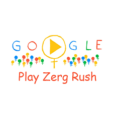 "Play ""Zerg <b>Rush</b>"" by Google"