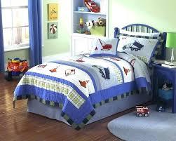 construction bedding twin boys twin quilt construction bedding for boys twin quilt set blue green trucks